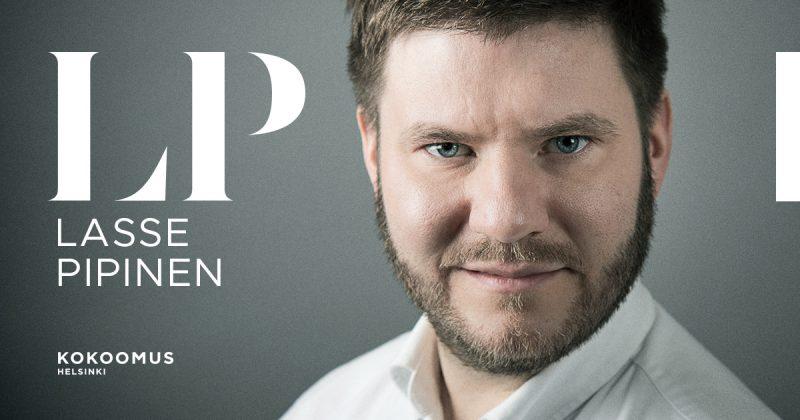 Lasse Pipinen - Kokoomus Helsinki - Kuntavaalit 2017